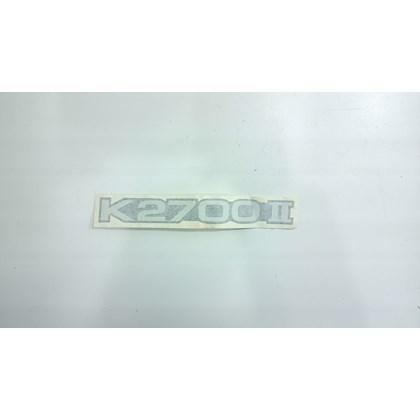 ADESIVO K2700 II
