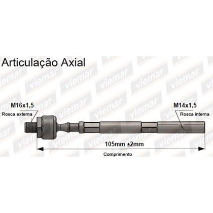 AXIAL 105MM CITROEN C5 01 ...