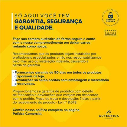 AXIAL DE DIREÇÃO 318MM SUBARU FORESTER