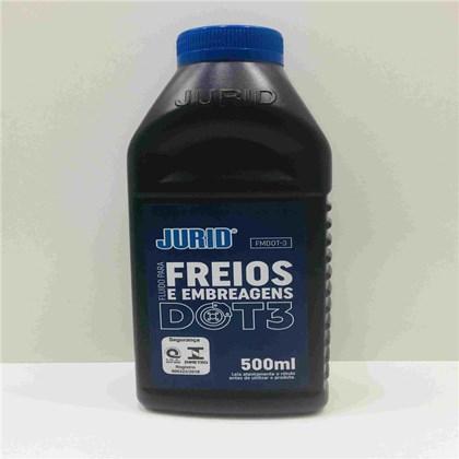 FLUIDO DE FREIO E EMBREAGEM DOT 3 500ML