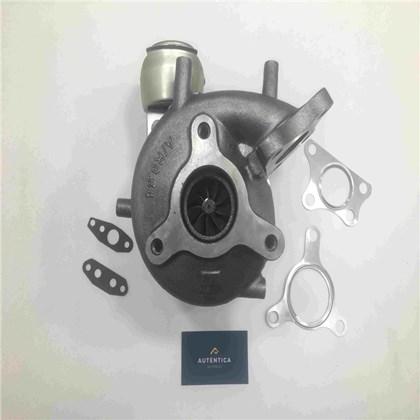 TURBINA DO MOTOR COMPLETA SEL NISSAN FRONTIER 2.5 16V ... 12 (YD-25)