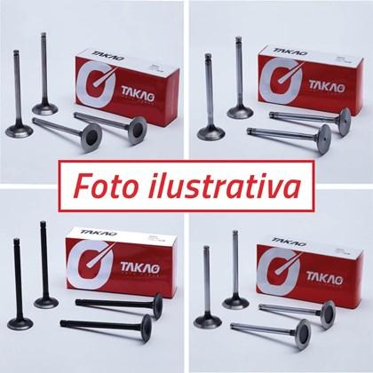 UNIDADE DE VALVULA DE ADMISSAO 2.0 16V EW10 106X33,4X6MM CITROEN C4